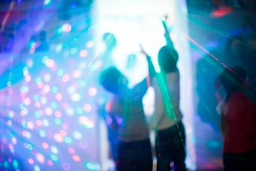 kids disco celebration